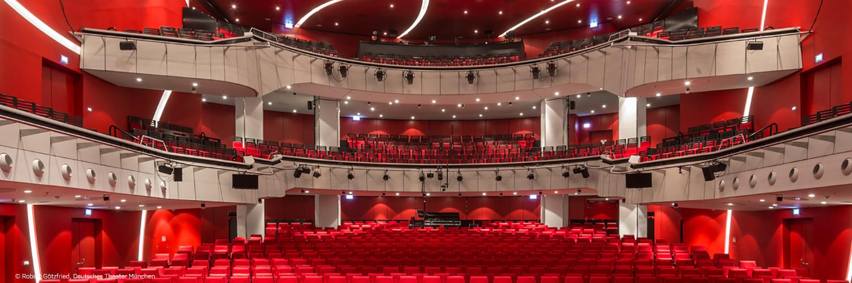Neue Homepage für das Deutsche Theater München